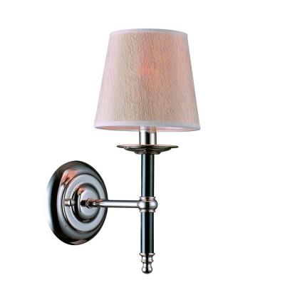 Светильник настенный Divinare 1162/01 AP-1 CandelaКлассические<br><br><br>Тип лампы: Накаливания / энергосбережения / светодиодная<br>Тип цоколя: E14<br>Количество ламп: 1<br>MAX мощность ламп, Вт: 40<br>Диаметр, мм мм: 160<br>Длина, мм: 160<br>Высота, мм: 370<br>Цвет арматуры: серый
