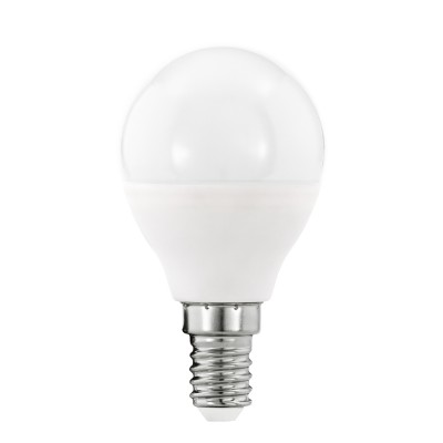 Купить Eglo 11648 Лампа светодиодная диммируемая P45, 5, 5W (Е14), 3000K, 470lm, Венгрия