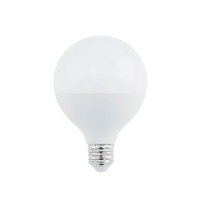 EGLO ИС 11659 Светодиодная лампа СONNECT RGB c пультом ДУ G95, 13W(E27), 1300lmВ виде шара<br><br><br>Цветовая t, К: RGB<br>Тип лампы: LED<br>Тип цоколя: E27<br>Диаметр, мм мм: 95<br>Высота, мм: 136<br>MAX мощность ламп, Вт: 13