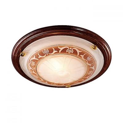 Сонекс PROVE 103/К настенно-потолочный светильникКруглые<br>Настенно-потолочные светильники – это универсальные осветительные варианты, которые подходят для вертикального и горизонтального монтажа. В интернет-магазине «Светодом» Вы можете приобрести подобные модели по выгодной стоимости. В нашем каталоге представлены как бюджетные варианты, так и эксклюзивные изделия от производителей, которые уже давно заслужили доверие дизайнеров и простых покупателей.  Настенно-потолочный светильник Сонекс 103/Рљ станет прекрасным дополнением к основному освещению. Благодаря качественному исполнению и применению современных технологий при производстве эта модель будет радовать Вас своим привлекательным внешним видом долгое время.  Приобрести настенно-потолочный светильник Сонекс 103/Рљ можно, находясь в любой точке России.<br><br>S освещ. до, м2: 6<br>Тип лампы: Накаливания / энергосбережения / светодиодная<br>Тип цоколя: E27<br>Количество ламп: 2<br>MAX мощность ламп, Вт: 60<br>Диаметр, мм мм: 360<br>Высота, мм: 100