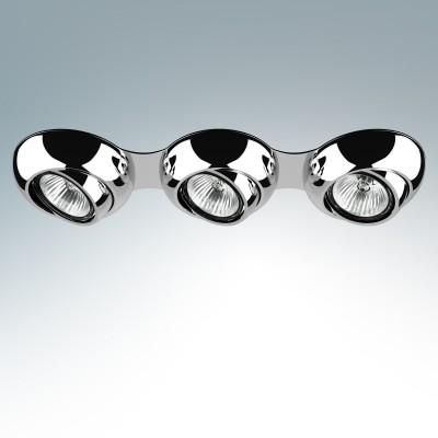 Lightstar OCULA 11834 СветильникДлинные<br>Встраиваемые светильники – популярное осветительное оборудование, которое можно использовать в качестве основного источника или в дополнение к люстре. Они позволяют создать нужную атмосферу атмосферу и привнести в интерьер уют и комфорт. <br> Интернет-магазин «Светодом» предлагает стильный встраиваемый светильник Lightstar 11834. Данная модель достаточно универсальна, поэтому подойдет практически под любой интерьер. Перед покупкой не забудьте ознакомиться с техническими параметрами, чтобы узнать тип цоколя, площадь освещения и другие важные характеристики. <br> Приобрести встраиваемый светильник Lightstar 11834 в нашем онлайн-магазине Вы можете либо с помощью «Корзины», либо по контактным номерам. Мы развозим заказы по Москве, Екатеринбургу и остальным российским городам.<br><br>Тип лампы: галогенная/LED<br>Тип цоколя: GU10<br>Количество ламп: 3<br>Ширина, мм: 85<br>MAX мощность ламп, Вт: 50<br>Диаметр врезного отверстия, мм: 3х65<br>Длина, мм: 350<br>Высота, мм: 35<br>Цвет арматуры: серебристый
