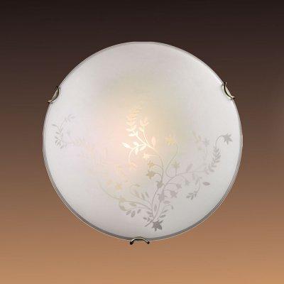 Светильник Сонекс 118 Kusta бронза/белыйКруглые<br>Настенно-потолочные светильники – это универсальные осветительные варианты, которые подходят для вертикального и горизонтального монтажа. В интернет-магазине «Светодом» Вы можете приобрести подобные модели по выгодной стоимости. В нашем каталоге представлены как бюджетные варианты, так и эксклюзивные изделия от производителей, которые уже давно заслужили доверие дизайнеров и простых покупателей.  Настенно-потолочный светильник Сонекс 118 станет прекрасным дополнением к основному освещению. Благодаря качественному исполнению и применению современных технологий при производстве эта модель будет радовать Вас своим привлекательным внешним видом долгое время. Приобрести настенно-потолочный светильник Сонекс 118 можно, находясь в любой точке России.<br><br>S освещ. до, м2: 4<br>Тип лампы: накаливания / энергосбережения / LED-светодиодная<br>Тип цоколя: E27<br>Количество ламп: 1<br>MAX мощность ламп, Вт: 60<br>Диаметр, мм мм: 300<br>Цвет арматуры: бронзовый