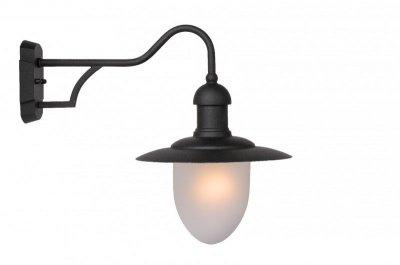 Настенный светильник Lucide 11871/01/30 ARUBAУличные настенные светильники<br>Обеспечение качественного уличного освещения – важная задача для владельцев коттеджей. Компания «Светодом» предлагает современные светильники, которые порадуют Вас отличным исполнением. В нашем каталоге представлена продукция известных производителей, пользующихся популярностью благодаря высокому качеству выпускаемых товаров.   Уличный светильник Lucide 11871/01/30 не просто обеспечит качественное освещение, но и станет украшением Вашего участка. Модель выполнена из современных материалов и имеет влагозащитный корпус, благодаря которому ей не страшны осадки.   Купить уличный светильник Lucide 11871/01/30, представленный в нашем каталоге, можно с помощью онлайн-формы для заказа. Чтобы задать имеющиеся вопросы, звоните нам по указанным телефонам.<br><br>Тип лампы: накаливания / энергосбережения / LED-светодиодная<br>Тип цоколя: E27<br>Цвет арматуры: черный<br>Количество ламп: 1<br>Длина, мм: 440<br>Высота, мм: 360<br>Оттенок (цвет): белый<br>MAX мощность ламп, Вт: 14
