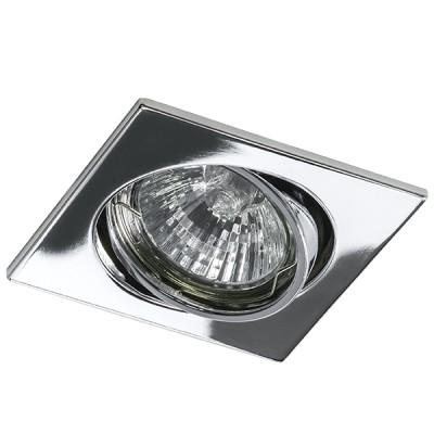 Светильник Lightstar 11944 LEGA16Металлические потолочные светильники<br>Врезное отверстие: d60 h60; Внешние габариты:L+W85 H3; Материал - основание/плафон: металл; Цвет-основание/плафон: хром; Лампа: 12В/220В MR16 Gu5.3 max 50Вт; 220В HP16 GU10 max 50Вт;<br><br>Крепление: Пружинное<br>Тип лампы: Галогенные, светодиодные<br>Тип цоколя: Gu5.3, GU10<br>Цвет арматуры: хром<br>Количество ламп: 1<br>Ширина, мм: 85<br>Диаметр врезного отверстия, мм: 60<br>Высота, мм: 3<br>Поверхность арматуры: глянцевая<br>Оттенок (цвет): серебристый хром<br>MAX мощность ламп, Вт: 50