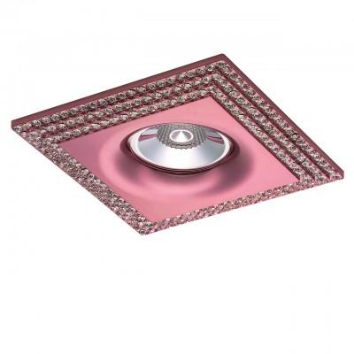 Lightstar MIRIADE 11988 СветильникКвадратные<br>Встраиваемые светильники – популярное осветительное оборудование, которое можно использовать в качестве основного источника или в дополнение к люстре. Они позволяют создать нужную атмосферу атмосферу и привнести в интерьер уют и комфорт.   Интернет-магазин «Светодом» предлагает стильный встраиваемый светильник Lightstar 11988. Данная модель достаточно универсальна, поэтому подойдет практически под любой интерьер. Перед покупкой не забудьте ознакомиться с техническими параметрами, чтобы узнать тип цоколя, площадь освещения и другие важные характеристики.   Приобрести встраиваемый светильник Lightstar 11988 в нашем онлайн-магазине Вы можете либо с помощью «Корзины», либо по контактным номерам. Мы доставляем заказы по Москве, Екатеринбургу и остальным российским городам.<br><br>Тип цоколя: MR16<br>Ширина, мм: 100<br>Диаметр врезного отверстия, мм: 60<br>Высота, мм: 5