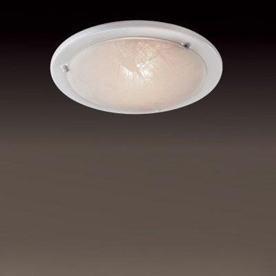 Светильник Сонекс 220 белый AlabastroКруглые<br>Настенно потолочный светильник Сонекс (Sonex) 220 подходит как для установки в вертикальном положении - на стены, так и для установки в горизонтальном - на потолок. Для установки настенно потолочных светильников на натяжной потолок необходимо использовать светодиодные лампы LED, которые экономнее ламп Ильича (накаливания) в 10 раз, выделяют мало тепла и не дадут расплавиться Вашему потолку.<br><br>S освещ. до, м2: 8<br>Тип лампы: накаливания / энергосбережения / LED-светодиодная<br>Тип цоколя: E27<br>Количество ламп: 2<br>MAX мощность ламп, Вт: 60<br>Диаметр, мм мм: 380<br>Цвет арматуры: белый
