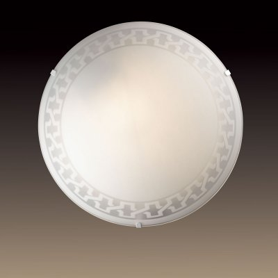 Настенно-потолочный светильник Сонекс 1203/M белый VASSAкруглые светильники<br>Настенно-потолочные светильники – это универсальные осветительные варианты, которые подходят для вертикального и горизонтального монтажа. В интернет-магазине «Светодом» Вы можете приобрести подобные модели по выгодной стоимости. В нашем каталоге представлены как бюджетные варианты, так и эксклюзивные изделия от производителей, которые уже давно заслужили доверие дизайнеров и простых покупателей.  Настенно-потолочный светильник Сонекс 1203-M станет прекрасным дополнением к основному освещению. Благодаря качественному исполнению и применению современных технологий при производстве эта модель будет радовать Вас своим привлекательным внешним видом долгое время. Приобрести настенно-потолочный светильник Сонекс 1203-M можно, находясь в любой точке России.<br><br>S освещ. до, м2: 4<br>Тип лампы: накаливания / энергосбережения / LED-светодиодная<br>Тип цоколя: E27<br>Количество ламп: 1<br>Диаметр, мм мм: 250<br>MAX мощность ламп, Вт: 60