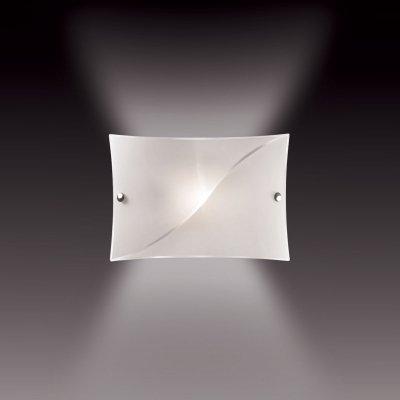 Светильник Сонекс 1203 белый/хром LoraНакладные<br>Возможна установка светильника в горизонтальном и вертикальном положении.<br><br>S освещ. до, м2: 4<br>Тип лампы: накаливания / энергосбережения / LED-светодиодная<br>Тип цоколя: E27<br>Количество ламп: 1<br>Ширина, мм: 312<br>MAX мощность ламп, Вт: 60<br>Высота, мм: 220<br>Цвет арматуры: серебристый