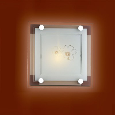 Светильник Сонекс 1210 хром BoxaКвадратные<br>Настенно потолочный светильник Сонекс (Sonex) 1210 подходит как для установки в вертикальном положении - на стены, так и для установки в горизонтальном - на потолок. Для установки настенно потолочных светильников на натяжной потолок необходимо использовать светодиодные лампы LED, которые экономнее ламп Ильича (накаливания) в 10 раз, выделяют мало тепла и не дадут расплавиться Вашему потолку.<br><br>S освещ. до, м2: 4<br>Тип лампы: накаливания / энергосбережения / LED-светодиодная<br>Тип цоколя: E27<br>Количество ламп: 1<br>Ширина, мм: 250<br>MAX мощность ламп, Вт: 60<br>Высота, мм: 250<br>Цвет арматуры: серебристый