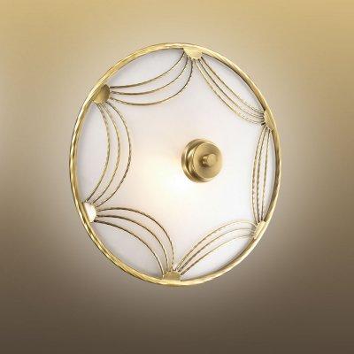 Потолочный светильник Сонекс 1219 бронза/белый SALVAКруглые<br>Настенно-потолочные светильники – это универсальные осветительные варианты, которые подходят для вертикального и горизонтального монтажа. В интернет-магазине «Светодом» Вы можете приобрести подобные модели по выгодной стоимости. В нашем каталоге представлены как бюджетные варианты, так и эксклюзивные изделия от производителей, которые уже давно заслужили доверие дизайнеров и простых покупателей.  Настенно-потолочный светильник Сонекс 1219 станет прекрасным дополнением к основному освещению. Благодаря качественному исполнению и применению современных технологий при производстве эта модель будет радовать Вас своим привлекательным внешним видом долгое время. Приобрести настенно-потолочный светильник Сонекс 1219 можно, находясь в любой точке России.<br><br>S освещ. до, м2: 4<br>Тип лампы: накаливания / энергосбережения / LED-светодиодная<br>Тип цоколя: E27<br>Количество ламп: 1<br>MAX мощность ламп, Вт: 60<br>Диаметр, мм мм: 300<br>Цвет арматуры: бронзовый
