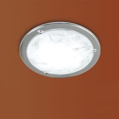 Светильник Сонекс 122 хром AlabastroКруглые<br>Настенно потолочный светильник Сонекс (Sonex) 122 подходит как для установки в вертикальном положении - на стены, так и для установки в горизонтальном - на потолок. Для установки настенно потолочных светильников на натяжной потолок необходимо использовать светодиодные лампы LED, которые экономнее ламп Ильича (накаливания) в 10 раз, выделяют мало тепла и не дадут расплавиться Вашему потолку.<br><br>S освещ. до, м2: 6<br>Тип товара: Светильник настенно-потолочный<br>Тип лампы: накаливания / энергосбережения / LED-светодиодная<br>Тип цоколя: E27<br>Количество ламп: 1<br>MAX мощность ламп, Вт: 100<br>Диаметр, мм мм: 310<br>Цвет арматуры: серебристый