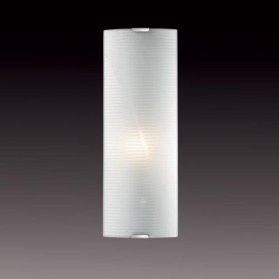 Светильник бра Сонекс 1225/L никель/белый ARBAKOНакладные<br><br><br>S освещ. до, м2: 4<br>Тип товара: Светильник настенный бра<br>Тип лампы: накаливания / энергосбережения / LED-светодиодная<br>Тип цоколя: E14<br>Количество ламп: 1<br>Ширина, мм: 115<br>MAX мощность ламп, Вт: 60<br>Высота, мм: 350<br>Цвет арматуры: серый