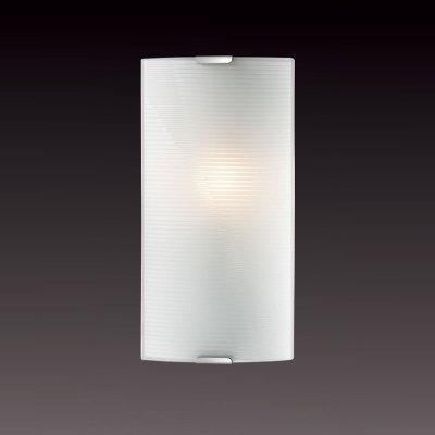 Светильник бра Сонекс 1225/S никель/белый ARBAKOНакладные<br><br><br>S освещ. до, м2: 4<br>Тип лампы: накаливания / энергосбережения / LED-светодиодная<br>Тип цоколя: E14<br>Количество ламп: 1<br>Ширина, мм: 115<br>MAX мощность ламп, Вт: 60<br>Высота, мм: 250<br>Цвет арматуры: серый