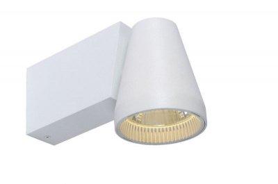 Светильник бра Lucide 12259/21/31 Celloснятые с производства светильники<br>Светильники-споты – это оригинальные изделия с современным дизайном. Они позволяют не ограничивать свою фантазию при выборе освещения для интерьера. Такие модели обеспечивают достаточно качественный свет. Благодаря компактным размерам Вы можете использовать несколько спотов для одного помещения.  Интернет-магазин «Светодом» предлагает необычный светильник-спот Lucide Lucide 12259/21/31 по привлекательной цене. Эта модель станет отличным дополнением к люстре, выполненной в том же стиле. Перед оформлением заказа изучите характеристики изделия.  Купить светильник-спот Lucide Lucide 12259/21/31 в нашем онлайн-магазине Вы можете либо с помощью формы на сайте, либо по указанным выше телефонам. Обратите внимание, что мы предлагаем доставку не только по Москве и Екатеринбургу, но и всем остальным российским городам.<br><br>Тип лампы: LED - светодиодная<br>Тип цоколя: LED<br>Цвет арматуры: белый<br>Количество ламп: 1<br>Ширина, мм: 45<br>Длина, мм: 125<br>Высота, мм: 2200<br>MAX мощность ламп, Вт: 6