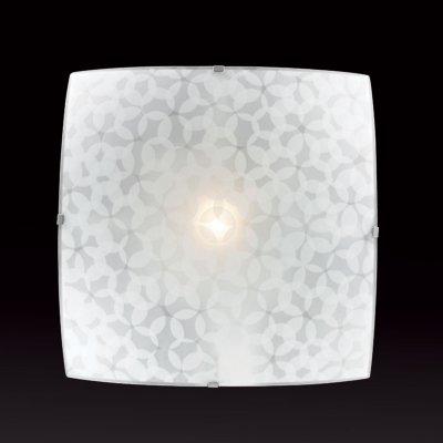 Потолочный светильник Сонекс 1226 никель/белый SANTAКвадратные<br>Настенно-потолочные светильники – это универсальные осветительные варианты, которые подходят для вертикального и горизонтального монтажа. В интернет-магазине «Светодом» Вы можете приобрести подобные модели по выгодной стоимости. В нашем каталоге представлены как бюджетные варианты, так и эксклюзивные изделия от производителей, которые уже давно заслужили доверие дизайнеров и простых покупателей. <br>Настенно-потолочный светильник Сонекс 1226 станет прекрасным дополнением к основному освещению. Благодаря качественному исполнению и применению современных технологий при производстве эта модель будет радовать Вас своим привлекательным внешним видом долгое время. <br>Приобрести настенно-потолочный светильник Сонекс 1226 можно, находясь в любой точке России. Компания «Светодом» осуществляет доставку заказов не только по Москве и Екатеринбургу, но и в остальные города.<br><br>S освещ. до, м2: 4<br>Тип лампы: накаливания / энергосбережения / LED-светодиодная<br>Тип цоколя: E27<br>Количество ламп: 1<br>Ширина, мм: 300<br>MAX мощность ламп, Вт: 60<br>Длина, мм: 300<br>Цвет арматуры: серый