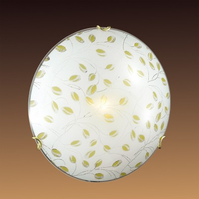 Светильник Сонекс 123 ETRAКруглые<br>Настенно-потолочные светильники – это универсальные осветительные варианты, которые подходят для вертикального и горизонтального монтажа. В интернет-магазине «Светодом» Вы можете приобрести подобные модели по выгодной стоимости. В нашем каталоге представлены как бюджетные варианты, так и эксклюзивные изделия от производителей, которые уже давно заслужили доверие дизайнеров и простых покупателей. <br>Настенно-потолочный светильник Сонекс 123 станет прекрасным дополнением к основному освещению. Благодаря качественному исполнению и применению современных технологий при производстве эта модель будет радовать Вас своим привлекательным внешним видом долгое время. <br>Приобрести настенно-потолочный светильник Сонекс 123 можно, находясь в любой точке России. Компания «Светодом» осуществляет доставку заказов не только по Москве и Екатеринбургу, но и в остальные города.<br><br>S освещ. до, м2: 1<br>Тип лампы: Накаливания / энергосбережения / светодиодная<br>Тип цоколя: E27<br>Цвет арматуры: золотой<br>Количество ламп: 1<br>Диаметр, мм мм: 300<br>Расстояние от стены, мм: 100<br>MAX мощность ламп, Вт: 100