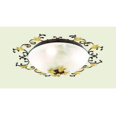 Люстра Favourite 1232-4UПотолочные<br><br><br>Установка на натяжной потолок: Ограничено<br>S освещ. до, м2: 10<br>Крепление: Планка<br>Тип товара: Потолочный светильник<br>Скидка, %: 56<br>Тип лампы: накаливания / энергосбережения / LED-светодиодная<br>Тип цоколя: E14<br>Количество ламп: 4<br>MAX мощность ламп, Вт: 40<br>Диаметр, мм мм: 470<br>Высота, мм: 130<br>Цвет арматуры: коричневый
