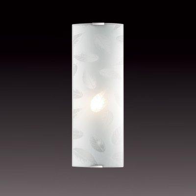Светильник бра Сонекс 1240/L никель/белый ARESAНакладные<br><br><br>S освещ. до, м2: 4<br>Тип товара: Светильник настенный бра<br>Скидка, %: 43<br>Тип лампы: накаливания / энергосбережения / LED-светодиодная<br>Тип цоколя: E14<br>Количество ламп: 1<br>Ширина, мм: 115<br>MAX мощность ламп, Вт: 60<br>Высота, мм: 350<br>Цвет арматуры: серый