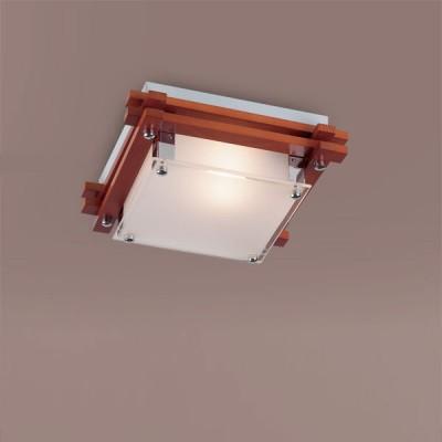 Светильник Сонекс 1241 хром TrialКвадратные<br>Настенно потолочный светильник Сонекс (Sonex) 1241  подходит как для установки в вертикальном положении - на стены, так и для установки в горизонтальном - на потолок. Для установки настенно потолочных светильников на натяжной потолок необходимо использовать светодиодные лампы LED, которые экономнее ламп Ильича (накаливания) в 10 раз, выделяют мало тепла и не дадут расплавиться Вашему потолку.<br><br>S освещ. до, м2: 4<br>Тип лампы: накаливания / энергосбережения / LED-светодиодная<br>Тип цоколя: E14<br>Цвет арматуры: серебристый<br>Количество ламп: 1<br>Ширина, мм: 250<br>Расстояние от стены, мм: 90<br>Высота, мм: 250<br>MAX мощность ламп, Вт: 60