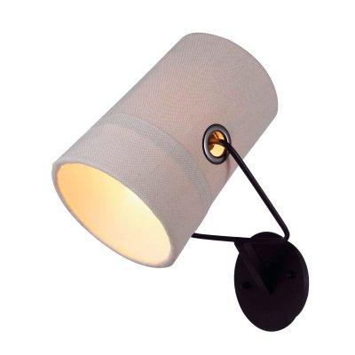 Светильник бра Favourite 1245-1WХай-тек<br><br><br>S освещ. до, м2: 6<br>Тип лампы: накаливания / энергосбережения / LED-светодиодная<br>Тип цоколя: E14<br>Количество ламп: 1<br>MAX мощность ламп, Вт: 25(CFL)<br>Размеры: W180*H400*D260<br>Цвет арматуры: коричневый