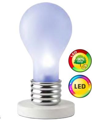 Лампа настольная Brilliant G92752/72 EvergreenХай тек<br>Зачастую мы ищем идеальное освещение для своего дома и уделяем этому достаточно много времени. Так, например, если нам нужен светильник с количеством ламп - 1 и цвет плафонов должен быть - неокрашенный, а материал плафонов только стекло! То нам, как вариант, подойдет модель - лампа настольная Brilliant G92752/72.<br><br>Тип товара: Настольная лампа<br>Тип лампы: накаливания / энергосбережения / LED-светодиодная<br>Тип цоколя: E14<br>Количество ламп: 1<br>MAX мощность ламп, Вт: 0,6<br>Диаметр, мм мм: 120<br>Высота, мм: 240<br>Цвет арматуры: серебристый