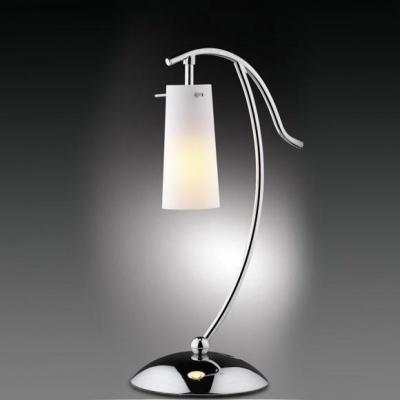 Настольная лампа Odeon light 1252/1TСовременные<br>Настольная лампа – это не просто источник дополнительного освещения, но и оригинальный элемент декора. Его можно установить в спальне, гостиной, кабинете и других комнатах. Интернет-магазин «Светодом» предлагает настольные лампы разных стилей по доступным ценам. Благодаря большому ассортименту Вы обязательно найдете в нашем каталоге именно ту модель, которую искали.   Настольная лампа Odeon light 1252/1T – прекрасный вариант для завершения интерьера. Ее можно включить одновременно с люстрой для более яркого освещения или без нее для создания уютной атмосферы, настраивающей на отдых.   Купить настольную лампу Odeon light 1252/1T Вы можете с помощью виртуальной «Корзины» или по контактным номерам, указанным на сайте.<br><br>S освещ. до, м2: 2<br>Тип лампы: накаливания / энергосбережения / LED-светодиодная<br>Тип цоколя: E14<br>Количество ламп: 1<br>Ширина, мм: 210<br>MAX мощность ламп, Вт: 40<br>Высота, мм: 380<br>Цвет арматуры: серебристый