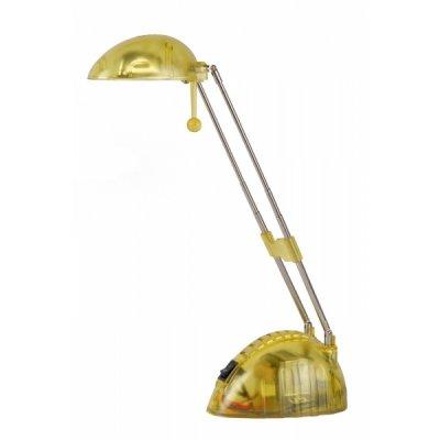настольная лампа Lucide 12651/21/34 JOYCEОфисные<br>Настольная лампа – это не просто источник дополнительного освещения, но и оригинальный элемент декора. Его можно установить в спальне, гостиной, кабинете и других комнатах. Интернет-магазин «Светодом» предлагает настольные лампы разных стилей по доступным ценам. Благодаря большому ассортименту Вы обязательно найдете в нашем каталоге именно ту модель, которую искали.   Настольная лампа Lucide 12651/21/34 – прекрасный вариант для завершения интерьера. Ее можно включить одновременно с люстрой для более яркого освещения или без нее для создания уютной атмосферы, настраивающей на отдых.   Купить настольную лампу Lucide 12651/21/34 Вы можете с помощью виртуальной «Корзины» или по контактным номерам, указанным на сайте.<br><br>S освещ. до, м2: 1<br>Тип лампы: галогенная / LED-светодиодная<br>Тип цоколя: G4<br>Цвет арматуры: серебристый хром<br>Количество ламп: 1<br>Высота, мм: 400<br>Оттенок (цвет): желтый<br>MAX мощность ламп, Вт: 20