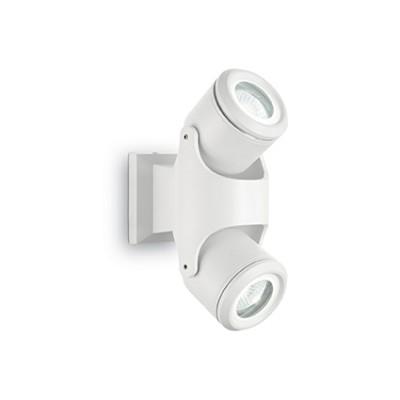 Купить Ideal Lux XENO AP2 BIANCO Настенный светильник, Италия