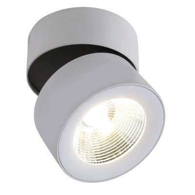 Светильник потолочный Divinare 1295/03 PL-1Одиночные<br><br><br>Тип товара: Светильник потолочный точечный<br>Цветовая t, К: 4000<br>Тип лампы: LED<br>Тип цоколя: LED<br>Количество ламп: 1<br>MAX мощность ламп, Вт: 10<br>Диаметр, мм мм: 1000<br>Длина, мм: 1000<br>Высота, мм: 940<br>Цвет арматуры: белый