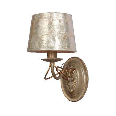 Светильник бра Favourite 1302-1WСовременные<br><br><br>S освещ. до, м2: 2<br>Тип лампы: накаливания / энергосбережения / LED-светодиодная<br>Тип цоколя: E14<br>Количество ламп: 1<br>Ширина, мм: 150<br>MAX мощность ламп, Вт: 40<br>Диаметр, мм мм: 260<br>Размеры: W150*H280*D260<br>Высота, мм: 280<br>Цвет арматуры: белый