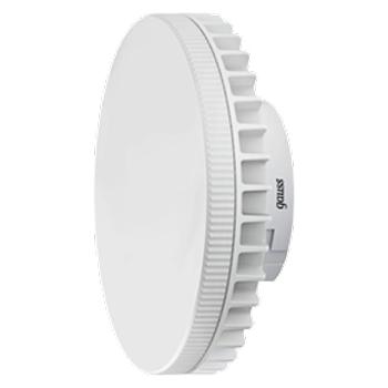 Лампа Gauss LED GX70 12W AC150-265V 2700K/40С цоколем GX70<br>В интернет-магазине «Светодом» можно купить не только люстры и светильники, но и лампочки. В нашем каталоге представлены светодиодные, галогенные, энергосберегающие модели и лампы накаливания. В ассортименте имеются изделия разной мощности, поэтому у нас Вы сможете приобрести все необходимое для освещения.   Лампа Gauss 131016112 LED GX70 12W AC150-265V 2700K 1/10/40 обеспечит отличное качество освещения. При покупке ознакомьтесь с параметрами в разделе «Характеристики», чтобы не ошибиться в выборе. Там же указано, для каких осветительных приборов Вы можете использовать лампу Gauss 131016112 LED GX70 12W AC150-265V 2700K 1/10/40Gauss 131016112 LED GX70 12W AC150-265V 2700K 1/10/40.   Для оформления покупки воспользуйтесь «Корзиной». При наличии вопросов Вы можете позвонить нашим менеджерам по одному из контактных номеров. Мы доставляем заказы в Москву, Екатеринбург и другие города России.<br><br>Цветовая t, К: WW - теплый белый 2700-3000 К<br>Тип лампы: LED - светодиодная<br>Тип цоколя: GX70<br>MAX мощность ламп, Вт: 12<br>Диаметр, мм мм: 110<br>Высота, мм: 37