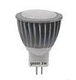 Лампа Gauss LED D35*45 3W MR11 GU4 2700KЗеркальные MR16 - 5.3<br>В интернет-магазине «Светодом» можно купить не только люстры и светильники, но и лампочки. В нашем каталоге представлены светодиодные, галогенные, энергосберегающие модели и лампы накаливания. В ассортименте имеются изделия разной мощности, поэтому у нас Вы сможете приобрести все необходимое для освещения.   Лампа Gauss EB132517103 обеспечит отличное качество освещения. При покупке ознакомьтесь с параметрами в разделе «Характеристики», чтобы не ошибиться в выборе. Там же указано, для каких осветительных приборов Вы можете использовать лампу Gauss EB132517103Gauss EB132517103.   Для оформления покупки воспользуйтесь «Корзиной». При наличии вопросов Вы можете позвонить нашим менеджерам по одному из контактных номеров. Мы доставляем заказы в Москву, Екатеринбург и другие города России.<br><br>Тип лампы: LED - светодиодная<br>Тип цоколя: GU4<br>MAX мощность ламп, Вт: 3