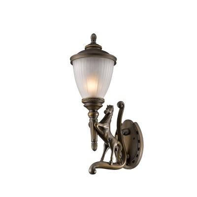 Светильник Favourite 1334-1WLНастенные<br>Обеспечение качественного уличного освещения – важная задача для владельцев коттеджей. Компания «Светодом» предлагает современные светильники, которые порадуют Вас отличным исполнением. В нашем каталоге представлена продукция известных производителей, пользующихся популярностью благодаря высокому качеству выпускаемых товаров.   Уличный светильник Favourite 1334-1WL не просто обеспечит качественное освещение, но и станет украшением Вашего участка. Модель выполнена из современных материалов и имеет влагозащитный корпус, благодаря которому ей не страшны осадки.   Купить уличный светильник Favourite 1334-1WL, представленный в нашем каталоге, можно с помощью онлайн-формы для заказа. Чтобы задать имеющиеся вопросы, звоните нам по указанным телефонам.<br><br>Тип лампы: накаливания / энергосбережения / LED-светодиодная<br>Тип цоколя: E27<br>Цвет арматуры: коричневый<br>Количество ламп: 1<br>Ширина, мм: 233<br>Диаметр, мм мм: 346<br>Размеры: W233*D346*H686<br>Высота, мм: 686<br>MAX мощность ламп, Вт: 60