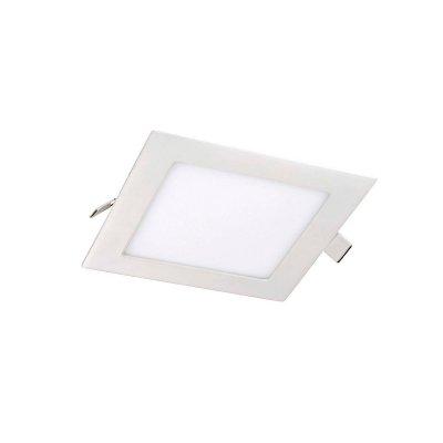 Светильник Favourite 1345-6CКвадратные LED<br><br><br>Крепление: пружина<br>Тип товара: светильник встраиваемый<br>Скидка, %: 37<br>Тип лампы: Led - Светодиодные<br>Тип цоколя: LED<br>Количество ламп: 1<br>Ширина, мм: 120<br>MAX мощность ламп, Вт: 6<br>Размеры: L120*W120*H14<br>Длина, мм: 120<br>Высота, мм: 14<br>Цвет арматуры: белый