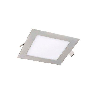 Светильник светодиодный Favourite 1346-6CКвадратные LED<br>Встраиваемые светильники – популярное осветительное оборудование, которое можно использовать в качестве основного источника или в дополнение к люстре. Они позволяют создать нужную атмосферу атмосферу и привнести в интерьер уют и комфорт. <br> Интернет-магазин «Светодом» предлагает стильный встраиваемый светильник Favourite 1346-6C. Данная модель достаточно универсальна, поэтому подойдет практически под любой интерьер. Перед покупкой не забудьте ознакомиться с техническими параметрами, чтобы узнать тип цоколя, площадь освещения и другие важные характеристики. <br> Приобрести встраиваемый светильник Favourite 1346-6C в нашем онлайн-магазине Вы можете либо с помощью «Корзины», либо по контактным номерам. Мы развозим заказы по Москве, Екатеринбургу и остальным российским городам.<br><br>Крепление: пружина<br>Тип лампы: Led - Светодиодные<br>Тип цоколя: LED<br>Количество ламп: 1<br>Ширина, мм: 120<br>MAX мощность ламп, Вт: 6<br>Размеры: L120*W120*H14<br>Длина, мм: 120<br>Высота, мм: 14<br>Цвет арматуры: серебристый