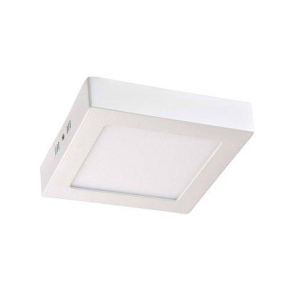 Светильник Favourite 1349-12CКвадратные<br>Настенно-потолочные светильники – это универсальные осветительные варианты, которые подходят для вертикального и горизонтального монтажа. В интернет-магазине «Светодом» Вы можете приобрести подобные модели по выгодной стоимости. В нашем каталоге представлены как бюджетные варианты, так и эксклюзивные изделия от производителей, которые уже давно заслужили доверие дизайнеров и простых покупателей.  Настенно-потолочный светильник Favourite 1349-12C станет прекрасным дополнением к основному освещению. Благодаря качественному исполнению и применению современных технологий при производстве эта модель будет радовать Вас своим привлекательным внешним видом долгое время. Приобрести настенно-потолочный светильник Favourite 1349-12C можно, находясь в любой точке России. Компания «Светодом» осуществляет доставку заказов не только по Москве и Екатеринбургу, но и в остальные города.<br><br>S освещ. до, м2: 5<br>Крепление: планка<br>Тип лампы: LED - светодиодная<br>Тип цоколя: LED<br>Количество ламп: 1<br>Ширина, мм: 172<br>MAX мощность ламп, Вт: 12<br>Размеры: L172*W172*H35<br>Длина, мм: 172<br>Высота, мм: 35<br>Цвет арматуры: белый