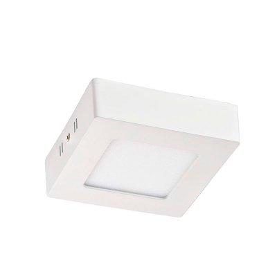 Светильник Favourite 1349-6CКвадратные<br><br><br>Крепление: планка<br>Тип товара: Светильник настенно-потолочный<br>Скидка, %: 27<br>Тип лампы: LED - светодиодная<br>Тип цоколя: LED<br>Количество ламп: 1<br>Ширина, мм: 120<br>MAX мощность ламп, Вт: 6<br>Размеры: L120*W120*H35<br>Длина, мм: 120<br>Высота, мм: 35<br>Цвет арматуры: белый