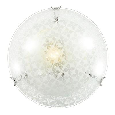 Сонекс SALI 135/К настенно-потолочный светильникКруглые<br>Настенно-потолочные светильники – это универсальные осветительные варианты, которые подходят для вертикального и горизонтального монтажа. В интернет-магазине «Светодом» Вы можете приобрести подобные модели по выгодной стоимости. В нашем каталоге представлены как бюджетные варианты, так и эксклюзивные изделия от производителей, которые уже давно заслужили доверие дизайнеров и простых покупателей.  Настенно-потолочный светильник Сонекс 135/Рљ станет прекрасным дополнением к основному освещению. Благодаря качественному исполнению и применению современных технологий при производстве эта модель будет радовать Вас своим привлекательным внешним видом долгое время. Приобрести настенно-потолочный светильник Сонекс 135/Рљ можно, находясь в любой точке России.<br><br>S освещ. до, м2: 6<br>Тип лампы: Накаливания / энергосбережения / светодиодная<br>Тип цоколя: E27<br>Количество ламп: 2<br>MAX мощность ламп, Вт: 60<br>Диаметр, мм мм: 300<br>Высота, мм: 100
