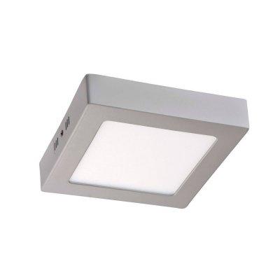 Светильник Favourite 1350-12CКвадратные<br>Настенно-потолочные светильники – это универсальные осветительные варианты, которые подходят для вертикального и горизонтального монтажа. В интернет-магазине «Светодом» Вы можете приобрести подобные модели по выгодной стоимости. В нашем каталоге представлены как бюджетные варианты, так и эксклюзивные изделия от производителей, которые уже давно заслужили доверие дизайнеров и простых покупателей. <br>Настенно-потолочный светильник Favourite 1350-12C станет прекрасным дополнением к основному освещению. Благодаря качественному исполнению и применению современных технологий при производстве эта модель будет радовать Вас своим привлекательным внешним видом долгое время. <br>Приобрести настенно-потолочный светильник Favourite 1350-12C можно, находясь в любой точке России. Компания «Светодом» осуществляет доставку заказов не только по Москве и Екатеринбургу, но и в остальные города.<br><br>S освещ. до, м2: 5<br>Крепление: планка<br>Тип лампы: LED - светодиодная<br>Тип цоколя: LED<br>Цвет арматуры: серебристый<br>Количество ламп: 1<br>Ширина, мм: 172<br>Размеры: L172*W172*H35<br>Длина, мм: 172<br>Высота, мм: 35<br>MAX мощность ламп, Вт: 12