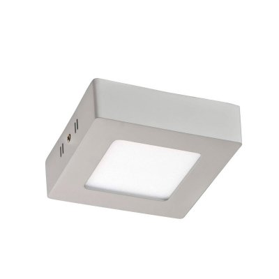 Светильник Favourite 1350-6CКвадратные<br>Настенно-потолочные светильники – это универсальные осветительные варианты, которые подходят для вертикального и горизонтального монтажа. В интернет-магазине «Светодом» Вы можете приобрести подобные модели по выгодной стоимости. В нашем каталоге представлены как бюджетные варианты, так и эксклюзивные изделия от производителей, которые уже давно заслужили доверие дизайнеров и простых покупателей.  Настенно-потолочный светильник Favourite 1350-6C станет прекрасным дополнением к основному освещению. Благодаря качественному исполнению и применению современных технологий при производстве эта модель будет радовать Вас своим привлекательным внешним видом долгое время.  Приобрести настенно-потолочный светильник Favourite 1350-6C можно, находясь в любой точке России.<br><br>S освещ. до, м2: 2<br>Крепление: планка<br>Тип лампы: LED - светодиодная<br>Тип цоколя: LED<br>Цвет арматуры: серебристый<br>Количество ламп: 1<br>Ширина, мм: 120<br>Размеры: L120*W120*H35<br>Длина, мм: 120<br>Высота, мм: 35<br>MAX мощность ламп, Вт: 6