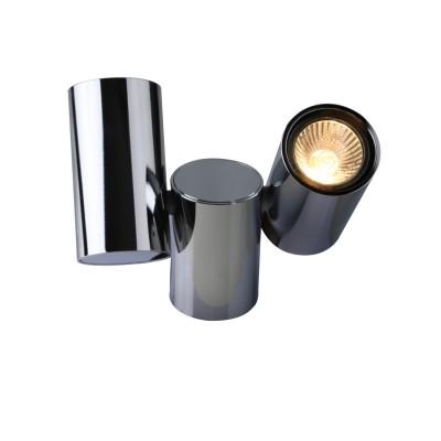 1354/02 PL-2 Divinare СветильникДвойные<br><br><br>S освещ. до, м2: 5<br>Тип цоколя: GU10<br>Количество ламп: 2<br>MAX мощность ламп, Вт: 50W