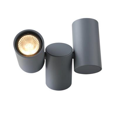 1354/05 PL-2 Divinare СветильникДвойные<br><br><br>Тип цоколя: GU10<br>Количество ламп: 2<br>MAX мощность ламп, Вт: 50W