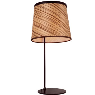 Светильник Favourite 1355-1tСовременные<br>Настольная лампа – это не просто источник дополнительного освещения, но и оригинальный элемент декора. Его можно установить в спальне, гостиной, кабинете и других комнатах. Интернет-магазин «Светодом» предлагает настольные лампы разных стилей по доступным ценам. Благодаря большому ассортименту Вы обязательно найдете в нашем каталоге именно ту модель, которую искали.   Настольная лампа Favourite 1355-1T – прекрасный вариант для завершения интерьера. Ее можно включить одновременно с люстрой для более яркого освещения или без нее для создания уютной атмосферы, настраивающей на отдых.   Купить настольную лампу Favourite 1355-1T Вы можете с помощью виртуальной «Корзины» или по контактным номерам, указанным на сайте.<br><br>Тип лампы: энергосбережения / LED-светодиодная<br>Тип цоколя: E27<br>Цвет арматуры: серый<br>Количество ламп: 1<br>Диаметр, мм мм: 280<br>Размеры: D280*H600<br>Высота, мм: 600<br>MAX мощность ламп, Вт: 25