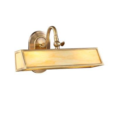 Светильник Favourite 1398-2wДля картин/зеркал<br><br><br>S освещ. до, м2: 5<br>Тип лампы: накаливания / энергосбережения / LED-светодиодная<br>Тип цоколя: E14<br>Количество ламп: 2<br>Ширина, мм: 300<br>MAX мощность ламп, Вт: 40<br>Диаметр, мм мм: 200<br>Размеры: W300*D200*H180<br>Расстояние от стены, мм: 200<br>Высота, мм: 180<br>Цвет арматуры: бронзовый