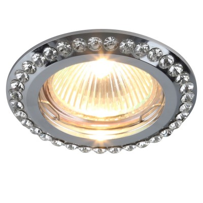 Светильник потолочный Divinare 1405/02 PL-1Круглые<br>Встраиваемые светильники – популярное осветительное оборудование, которое можно использовать в качестве основного источника или в дополнение к люстре. Они позволяют создать нужную атмосферу атмосферу и привнести в интерьер уют и комфорт.   Интернет-магазин «Светодом» предлагает стильный встраиваемый светильник Divinare 1405/02 PL-1. Данная модель достаточно универсальна, поэтому подойдет практически под любой интерьер. Перед покупкой не забудьте ознакомиться с техническими параметрами, чтобы узнать тип цоколя, площадь освещения и другие важные характеристики.   Приобрести встраиваемый светильник Divinare 1405/02 PL-1 в нашем онлайн-магазине Вы можете либо с помощью «Корзины», либо по контактным номерам. Мы развозим заказы по Москве, Екатеринбургу и остальным российским городам.<br><br>Тип цоколя: GU5.3<br>Количество ламп: 1<br>MAX мощность ламп, Вт: 50<br>Диаметр, мм мм: 770<br>Длина, мм: 770<br>Высота, мм: 300<br>Цвет арматуры: серебристый