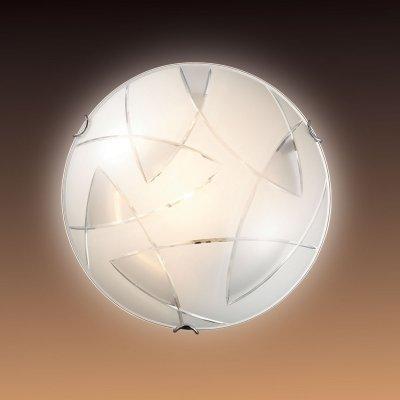 Настенно-потолочный светильник Сонекс 141 хром/белый GENIКруглые<br>Настенно-потолочные светильники – это универсальные осветительные варианты, которые подходят для вертикального и горизонтального монтажа. В интернет-магазине «Светодом» Вы можете приобрести подобные модели по выгодной стоимости. В нашем каталоге представлены как бюджетные варианты, так и эксклюзивные изделия от производителей, которые уже давно заслужили доверие дизайнеров и простых покупателей.  Настенно-потолочный светильник Сонекс 141 станет прекрасным дополнением к основному освещению. Благодаря качественному исполнению и применению современных технологий при производстве эта модель будет радовать Вас своим привлекательным внешним видом долгое время. Приобрести настенно-потолочный светильник Сонекс 141 можно, находясь в любой точке России.<br><br>S освещ. до, м2: 6<br>Тип лампы: накаливания / энергосбережения / LED-светодиодная<br>Тип цоколя: E27<br>Количество ламп: 1<br>MAX мощность ламп, Вт: 100<br>Диаметр, мм мм: 300<br>Цвет арматуры: серебристый