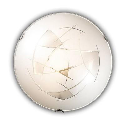 Сонекс KAPENA 143/K настенно-потолочный светильникКруглые<br>Настенно-потолочные светильники – это универсальные осветительные варианты, которые подходят для вертикального и горизонтального монтажа. В интернет-магазине «Светодом» Вы можете приобрести подобные модели по выгодной стоимости. В нашем каталоге представлены как бюджетные варианты, так и эксклюзивные изделия от производителей, которые уже давно заслужили доверие дизайнеров и простых покупателей.  Настенно-потолочный светильник Сонекс 143/K станет прекрасным дополнением к основному освещению. Благодаря качественному исполнению и применению современных технологий при производстве эта модель будет радовать Вас своим привлекательным внешним видом долгое время. Приобрести настенно-потолочный светильник Сонекс 143/K можно, находясь в любой точке России. Компания «Светодом» осуществляет доставку заказов не только по Москве и Екатеринбургу, но и в остальные города.<br><br>Тип лампы: Накаливания / энергосбережения / светодиодная<br>Тип цоколя: E27<br>Количество ламп: 2<br>MAX мощность ламп, Вт: 60<br>Диаметр, мм мм: 300<br>Высота, мм: 100