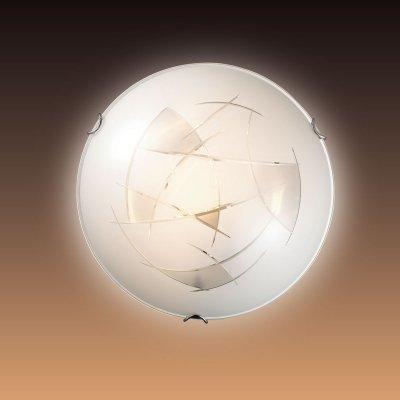 Настенно-потолочный светильник Сонекс 143 хром/белый KAPENAКруглые<br>Настенно-потолочные светильники – это универсальные осветительные варианты, которые подходят для вертикального и горизонтального монтажа. В интернет-магазине «Светодом» Вы можете приобрести подобные модели по выгодной стоимости. В нашем каталоге представлены как бюджетные варианты, так и эксклюзивные изделия от производителей, которые уже давно заслужили доверие дизайнеров и простых покупателей.  Настенно-потолочный светильник Сонекс 143 станет прекрасным дополнением к основному освещению. Благодаря качественному исполнению и применению современных технологий при производстве эта модель будет радовать Вас своим привлекательным внешним видом долгое время. Приобрести настенно-потолочный светильник Сонекс 143 можно, находясь в любой точке России. Компания «Светодом» осуществляет доставку заказов не только по Москве и Екатеринбургу, но и в остальные города.<br><br>S освещ. до, м2: 6<br>Тип товара: Светильник настенно-потолочный<br>Тип лампы: накаливания / энергосбережения / LED-светодиодная<br>Тип цоколя: E27<br>Количество ламп: 1<br>MAX мощность ламп, Вт: 100<br>Диаметр, мм мм: 400<br>Цвет арматуры: серебристый