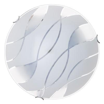 Светильник светодиодный Сонекс 144/CL MONA 28ВтКруглые<br><br><br>S освещ. до, м2: 14<br>Цветовая t, К: 4000<br>Тип лампы: LED - светодиодная<br>Цвет арматуры: серебристый хром<br>Диаметр, мм мм: 300<br>Высота, мм: 100<br>Оттенок (цвет): белый<br>MAX мощность ламп, Вт: 28
