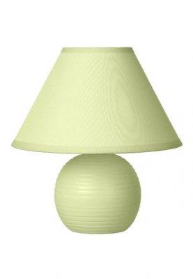 настольная лампа Lucide 14550/81/38 KADDYЗеленые<br>Настольная лампа – это не просто источник дополнительного освещения, но и оригинальный элемент декора. Его можно установить в спальне, гостиной, кабинете и других комнатах. Интернет-магазин «Светодом» предлагает настольные лампы разных стилей по доступным ценам. Благодаря большому ассортименту Вы обязательно найдете в нашем каталоге именно ту модель, которую искали.   Настольная лампа Lucide 14550/81/38 – прекрасный вариант для завершения интерьера. Ее можно включить одновременно с люстрой для более яркого освещения или без нее для создания уютной атмосферы, настраивающей на отдых.   Купить настольную лампу Lucide 14550/81/38 Вы можете с помощью виртуальной «Корзины» или по контактным номерам, указанным на сайте.<br><br>Тип лампы: накал-я - энергосбер-я<br>Тип цоколя: E14<br>Цвет арматуры: бежевый<br>Количество ламп: 1<br>Диаметр, мм мм: 200<br>Высота, мм: 210<br>Оттенок (цвет): кремовый